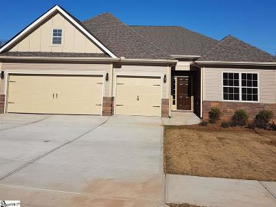 Simpsonville Single Family Home For Sale: 302 Colony Oaks