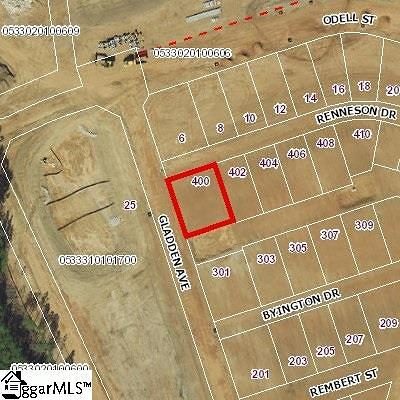 Hartness Residential Lots & Land For Sale: 400 Renneson