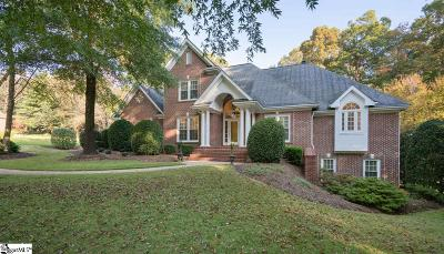 Greenville County Single Family Home Contingency Contract: 415 Spaulding Farm