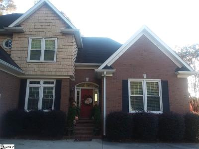 Piedmont Single Family Home Contingency Contract: 128 Kingsland