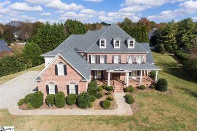 Greenville Single Family Home Contingency Contract: 4 Weatherby