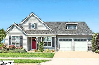 Inman Single Family Home For Sale: 611 E Keepsake