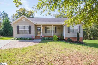 Piedmont Single Family Home Contingency Contract: 220 Drewmar