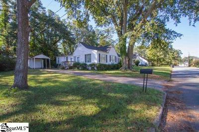 Anderson Multi Family Home For Sale: 2201 Boulevard Heights