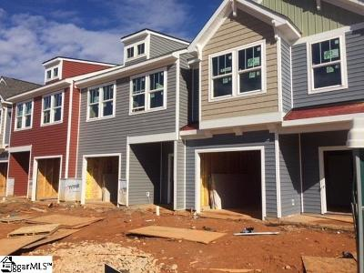 Simpsonville Condo/Townhouse For Sale: 26 Timber Oak