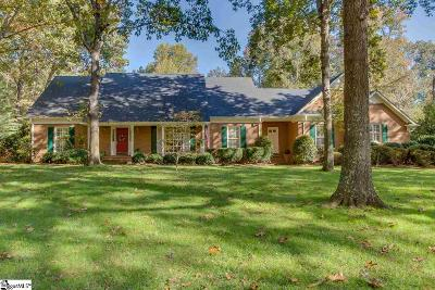 Simpsonville Single Family Home For Sale: 205 Asheton