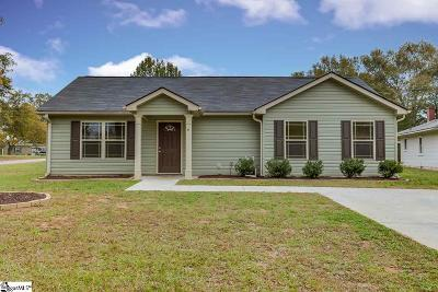Fountain Inn Single Family Home Contingency Contract: 6 Add