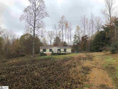 Greenville County Mobile Home For Sale: 121 Coster