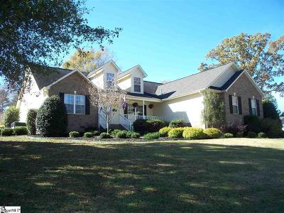 Piedmont Single Family Home For Sale: 120 Willene