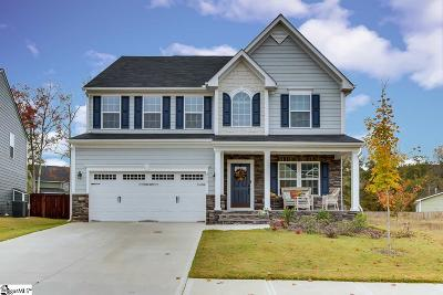 Simpsonville Single Family Home For Sale: 217 Waters Run