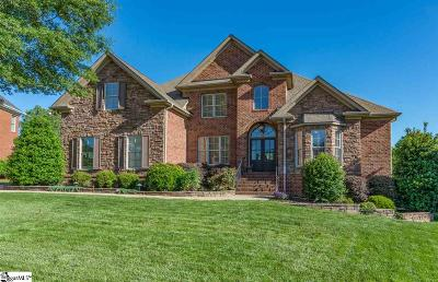 Simpsonville Single Family Home For Sale: 105 Pawleys