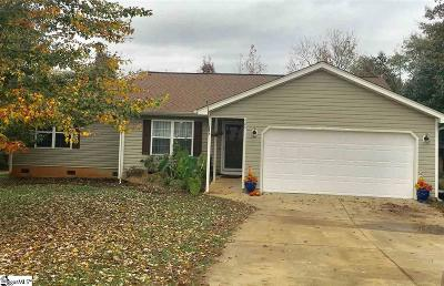 Single Family Home For Sale: 405 Panther