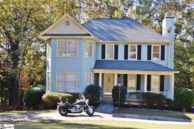Mauldin Single Family Home Contingency Contract: 115 Wood Creek