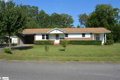 Piedmont Single Family Home Contingency Contract: 101 Michael
