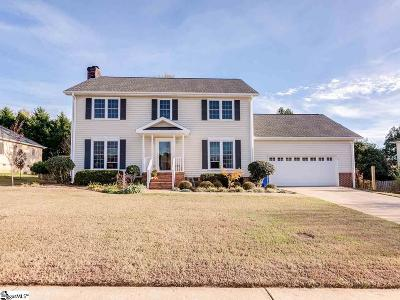 Travelers Rest Single Family Home For Sale: 205 Kilburn