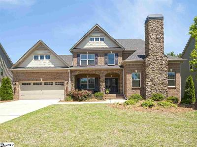 Simpsonville Single Family Home Contingency Contract: 112 Candleston