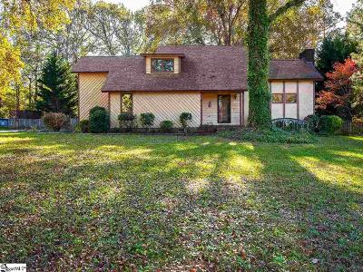 Piedmont Single Family Home Contingency Contract: 205 Jameson