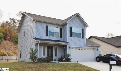 Spartanburg Single Family Home For Sale: 668 Chastine