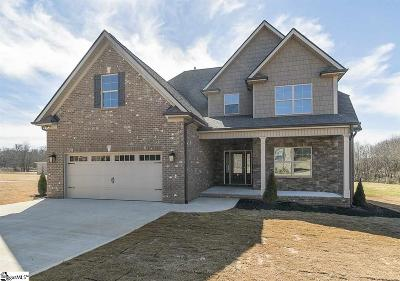 Greer Single Family Home For Sale: 6 Meadowdale