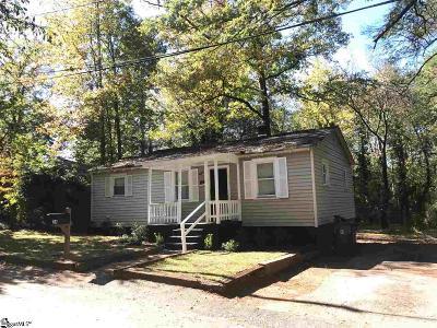 Greenville Single Family Home For Sale: 16 Miller