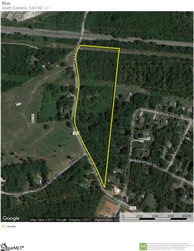 Taylors Residential Lots & Land For Sale: 754 Alexander