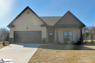 Piedmont Single Family Home Contingency Contract: 235 Laurel Trace