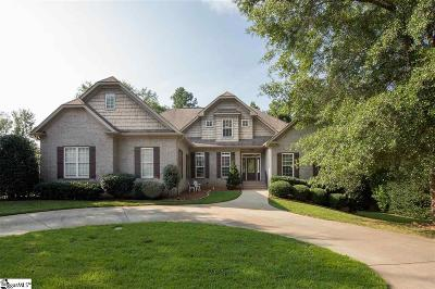 Simpsonville Single Family Home For Sale: 5 Connors Creek
