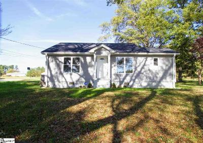 Spartanburg Single Family Home For Sale: 2530 Fairforest Clevedale