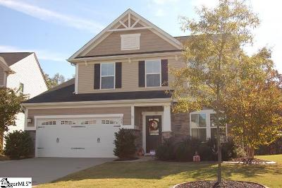 Single Family Home For Sale: 204 Shale