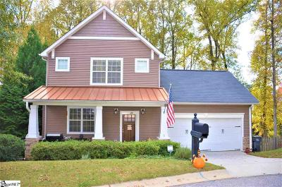 Greenville County Single Family Home For Sale: 5 Alex