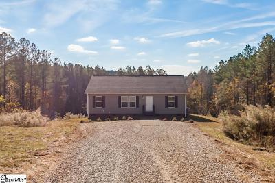 Fountain Inn Single Family Home For Sale: 106 Bowater Pass