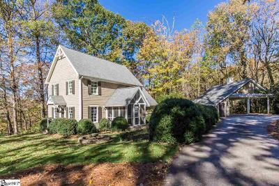 Travelers Rest Single Family Home Contingency Contract: 6 Glen Oaks