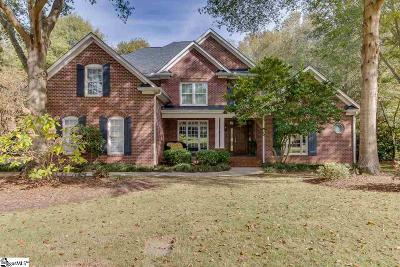Simpsonville Single Family Home For Sale: 203 Player