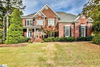 Simpsonville Single Family Home Contingency Contract: 902 Carriage Hill