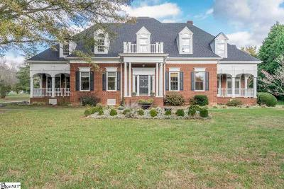 Greenville Single Family Home For Sale: 6 Weatherby