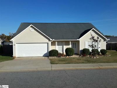 Piedmont Single Family Home For Sale: 283 Laurel Trace