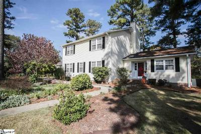 Greenville Single Family Home For Sale: 602 Cannon
