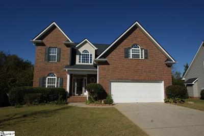 Greenville County Single Family Home For Sale: 104 W Spindletree