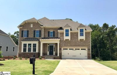 Greenville Single Family Home For Sale: 300 Scotts Bluff