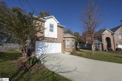 Simpsonville Single Family Home For Sale: 113 Skipping Stone