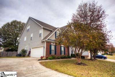 Simpsonville Single Family Home For Sale: 318 Stayman