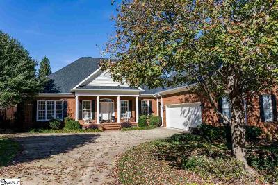 Greer Single Family Home Contingency Contract: 4 Penny Meadow