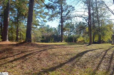 Greer Residential Lots & Land Contingency Contract: 110 Henderson