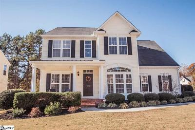 Greenville County Single Family Home Contingency Contract: 209 Amberleaf
