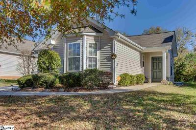 Greenville SC Single Family Home For Sale: $155,000