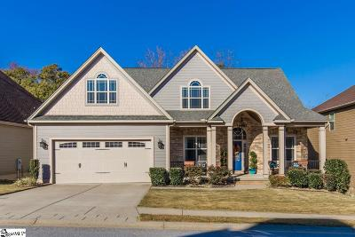 Greer Single Family Home Contingency Contract: 341 Harkins Bluff