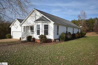 Travelers Rest Single Family Home Contingency Contract: 213 Crown