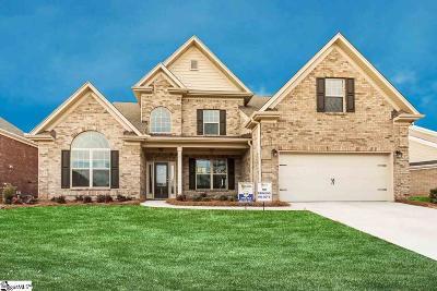 Boiling Springs Single Family Home For Sale: 498 Gorham #Homesite