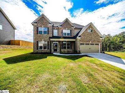 Greer Single Family Home For Sale: 781 Ashdale