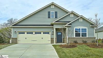 Boiling Springs Single Family Home For Sale: 922 Deepwood